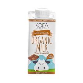 Koita Organic Chocolate Milk ( 200 ml)