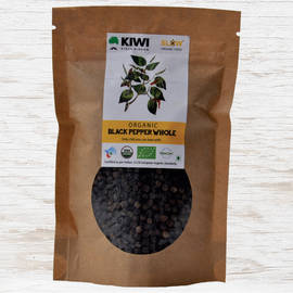 Organic Black Pepper Whole