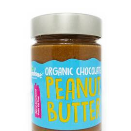 Meadows Organic Peanut Butter with Milk Chocolate