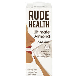Rude Health Organic Ultimate Almond Drink (1L)