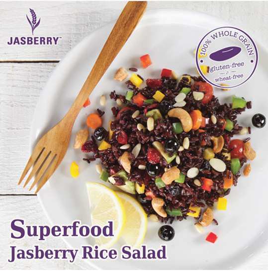 Superfood salad reciper